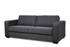 VULUS Duża sofa 3 osobowa antracytowa antracytowy - zdjęcie 3