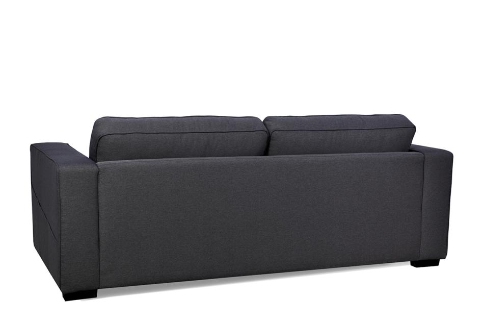 VULUS Duża sofa 3 osobowa antracytowa antracytowy - zdjęcie 4
