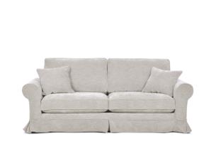 PURRO, https://konsimo.pl/kolekcja/purro/ Sofa ze zdejmowanym pokrowcem beżowa beżowy - zdjęcie