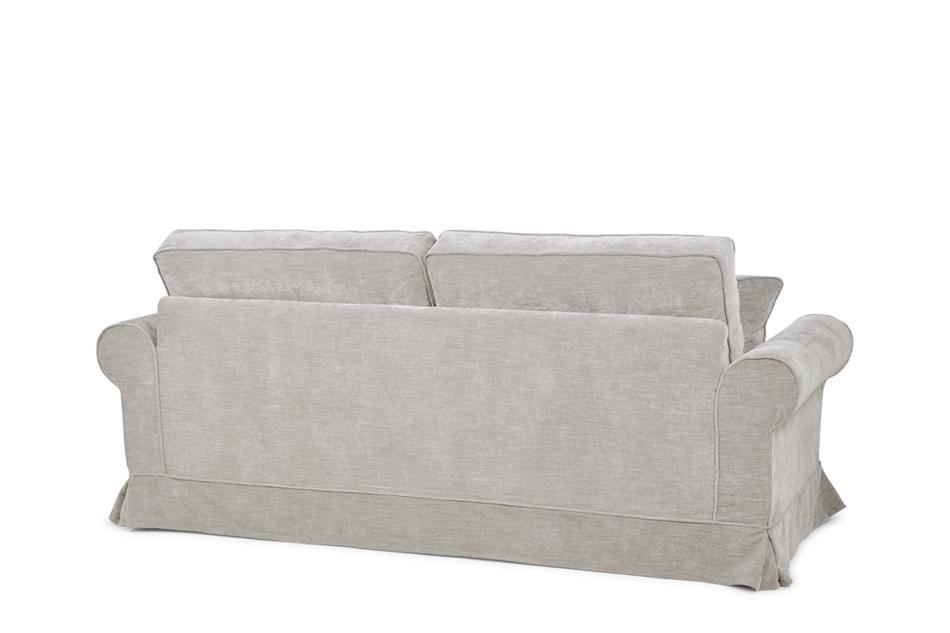 PURRO Sofa ze zdejmowanym pokrowcem beżowa beżowy - zdjęcie 3