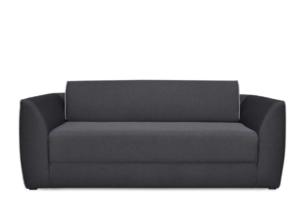 GALO, https://konsimo.pl/kolekcja/galo/ Designerska kolorowa sofa młodzieżowa ciemny szary/jasny szary/turkusowy - zdjęcie
