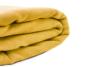 KAPI Kanapa ze zdejmowanym pokrowcem żółta żółty - zdjęcie 8