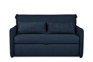 NIKUS, https://konsimo.pl/kolekcja/nikus/ Rozkładana sofa do pokoju dziecięcego granatowa granatowy - zdjęcie