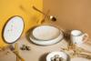 ALUMINA Serwis obiadowy polska porcelana Cottage White dla 6 os. Cottage white - zdjęcie 6