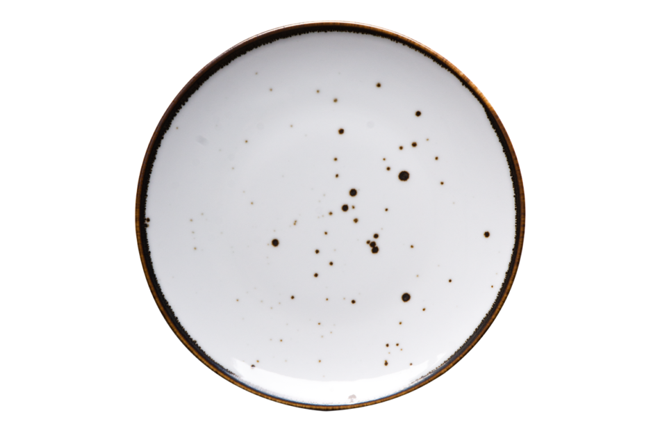 ALUMINA Serwis obiadowy polska porcelana Cottage White dla 6 os. Cottage white - zdjęcie 9