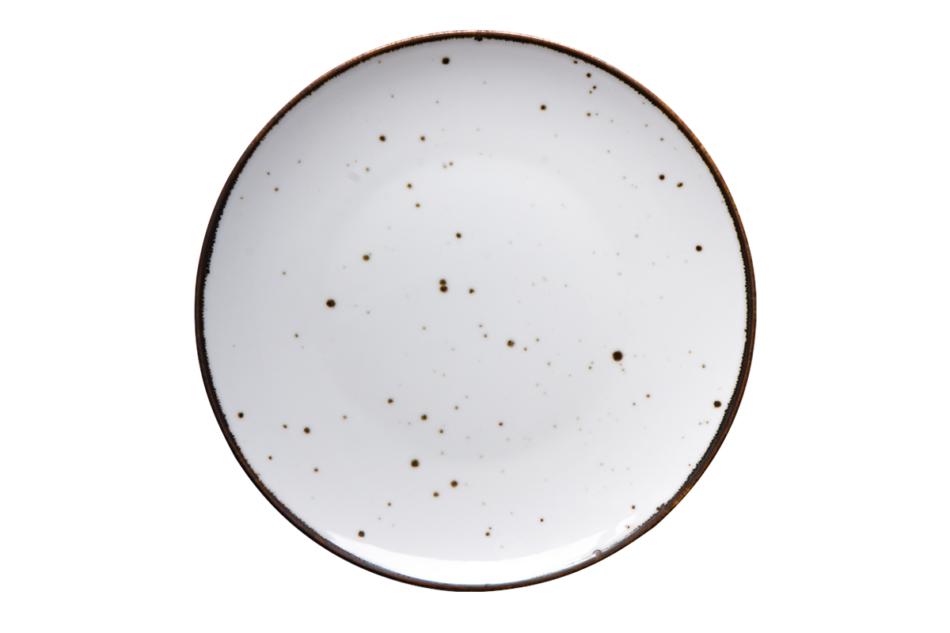 ALUMINA Serwis obiadowy polska porcelana Cottage White dla 6 os. Cottage white - zdjęcie 8