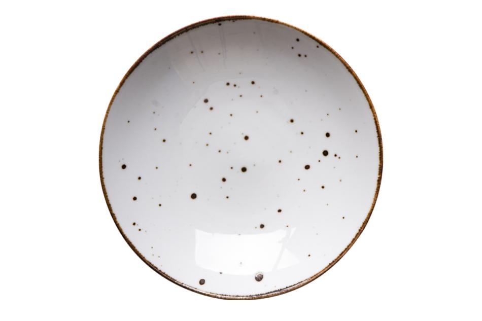 ALUMINA Serwis obiadowy polska porcelana Cottage White dla 6 os. Cottage white - zdjęcie 4