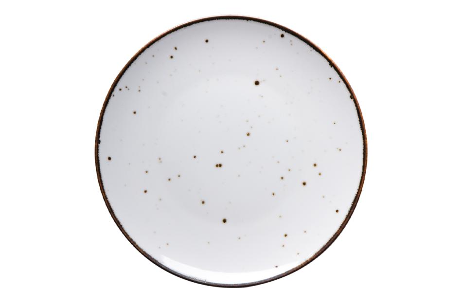 ALUMINA Serwis obiadowy polska porcelana Cottage White dla 6 os. Cottage white - zdjęcie 7