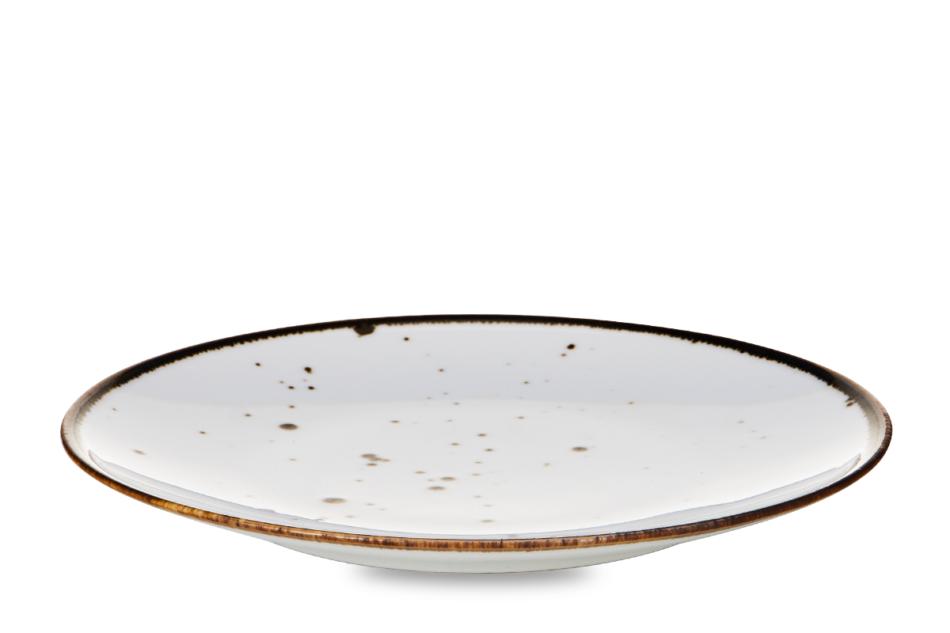 ALUMINA Serwis obiadowy polska porcelana Cottage White dla 6 os. Cottage white - zdjęcie 12