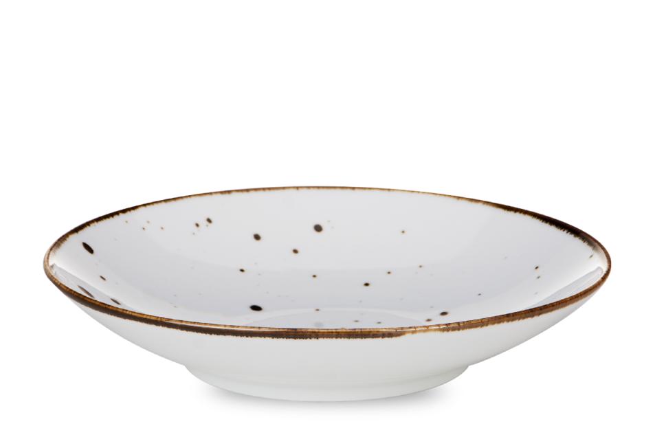 ALUMINA Serwis obiadowy polska porcelana Cottage White dla 6 os. Cottage white - zdjęcie 14