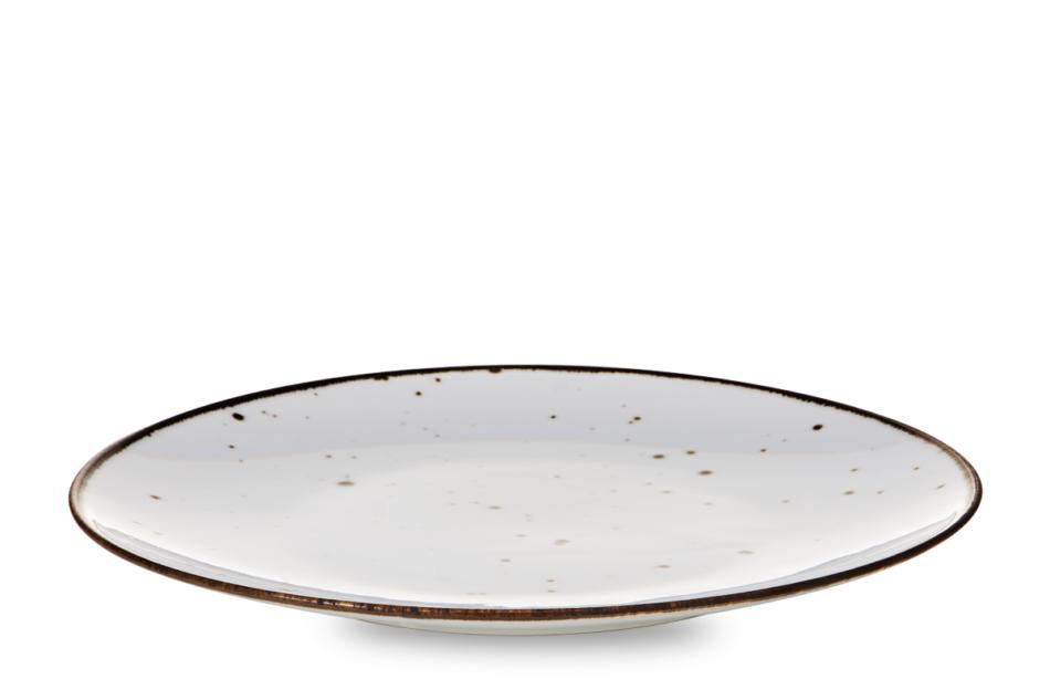 ALUMINA Serwis obiadowy polska porcelana Cottage White dla 6 os. Cottage white - zdjęcie 13
