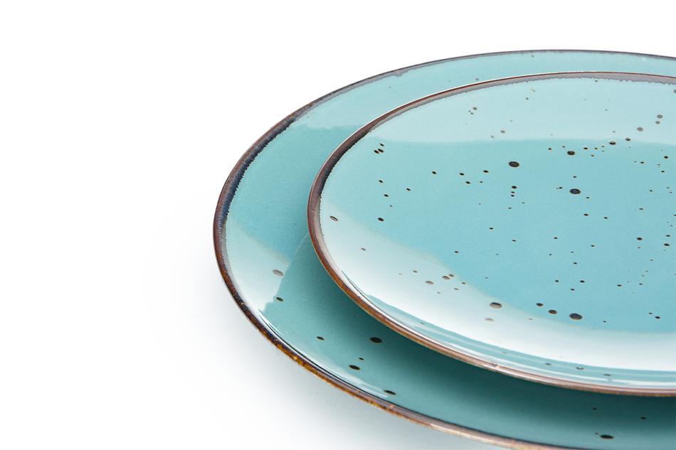 ALUMINA Serwis obiadowy 6os. (18el.) Cottage Tiffany - zdjęcie 9