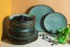 ALUMINA Serwis obiadowy 6os. (18el.) Cottage Tiffany - zdjęcie 2