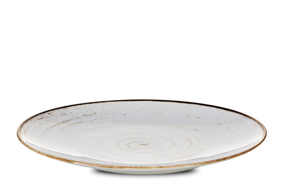 ALUMINA Serwis obiadowy polska porcelana Nostalgia White dla 6 os. Nostalgia White - zdjęcie 10