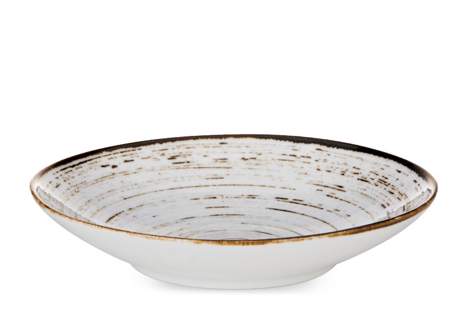 ALUMINA Serwis obiadowy polska porcelana Nostalgia White dla 6 os. Nostalgia White - zdjęcie 12