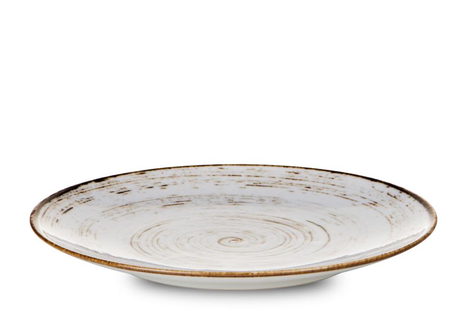 ALUMINA Serwis obiadowy polska porcelana Nostalgia White dla 6 os. Nostalgia White - zdjęcie 11
