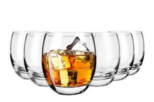 EPICURE, https://konsimo.pl/kolekcja/epicure/ Szklanka do whisky (6 szt.) przezroczysty - zdjęcie