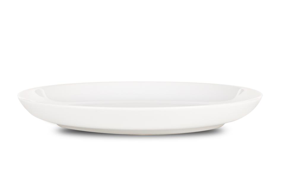 NORA MAGNOLIA Serwis obiadowy polska porcelana 6 os. Biały / wzór magnolii Magnolia - zdjęcie 5