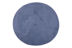 HEPATI, https://konsimo.pl/kolekcja/hepati/ Dywanik łazienkowy niebieski - zdjęcie