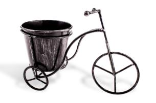 CURSO, https://konsimo.pl/kolekcja/curso/ Osłonka rower brązowy - zdjęcie