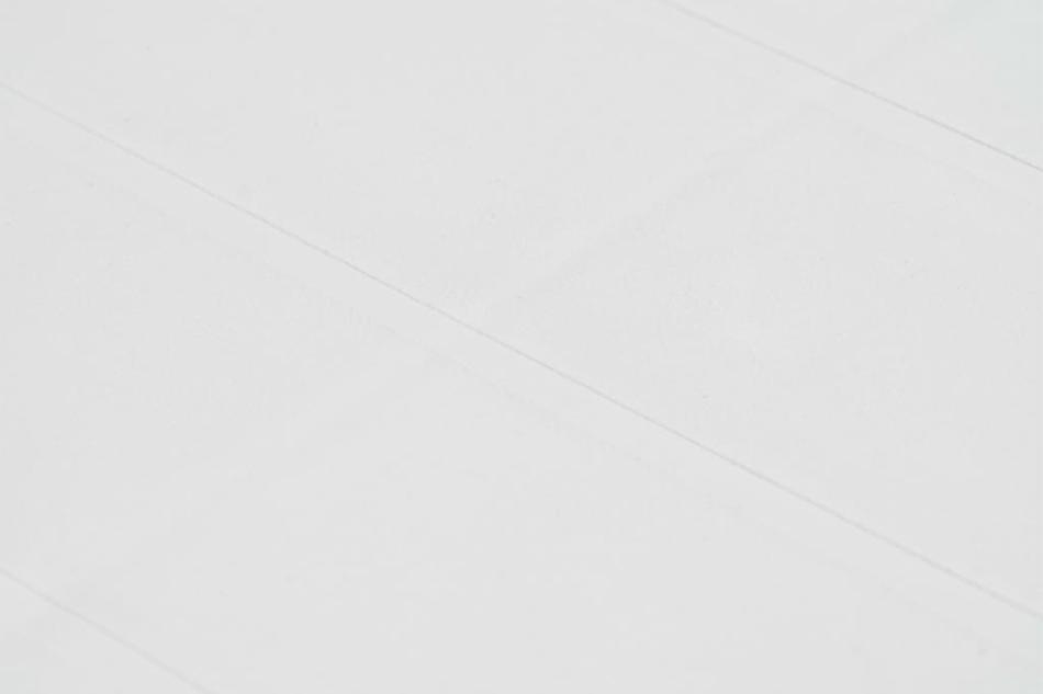 LIDUS Zestaw mebli ogrodowych biały/szary - zdjęcie 6
