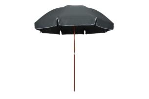 NATICUS, https://konsimo.pl/kolekcja/naticus/ Parasol ogrodowy antracytowy - zdjęcie