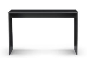 SHIBU, https://konsimo.pl/kolekcja/shibu/ Małe biurko dla dziecka 120 cm grafit - zdjęcie