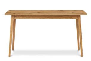 FRISK, https://konsimo.pl/kolekcja/frisk/ Rozkładany stół w stylu skandynawskim dąb naturalny - zdjęcie
