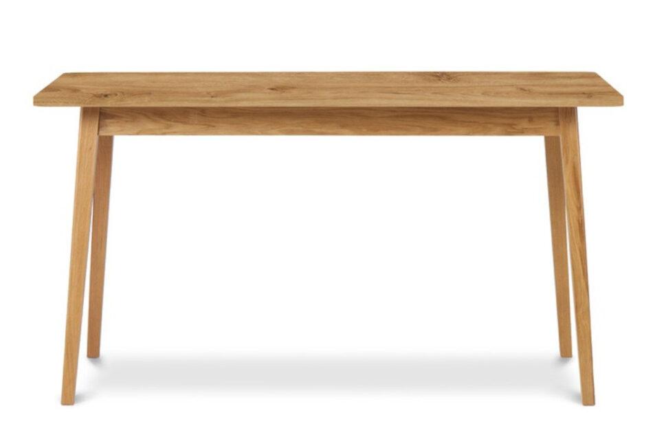 FRISK Rozkładany stół w stylu skandynawskim dąb naturalny - zdjęcie 0