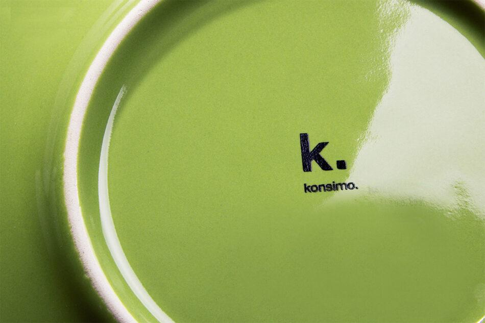 SCILLA Zestaw herbaciany dla 4 osób zielony zielony - zdjęcie 2
