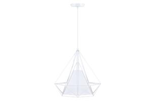 ACOS, https://konsimo.pl/kolekcja/acos/ Lampa wisząca biały - zdjęcie