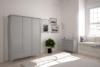 BAROQUE Wąska komoda z szufladami vintage biała biały - zdjęcie 6