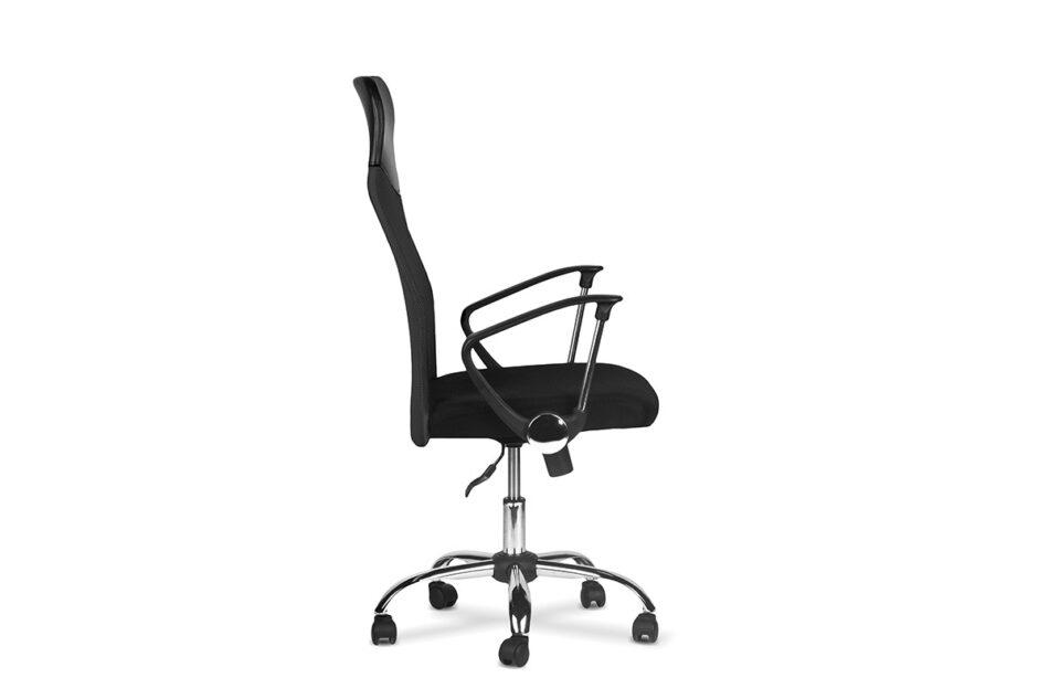 ZALUS Krzesło obrotowe czarny - zdjęcie 1