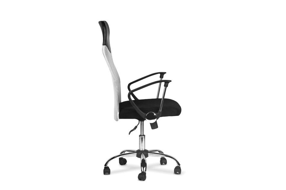 ZALUS Krzesło obrotowe szary/czarny - zdjęcie 1