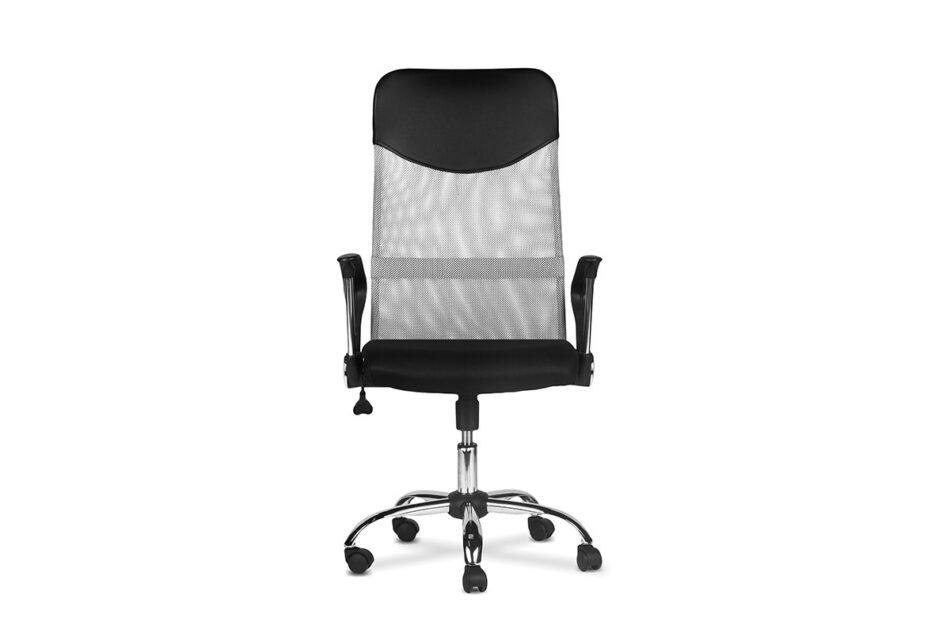 ZALUS Krzesło obrotowe szary/czarny - zdjęcie 2