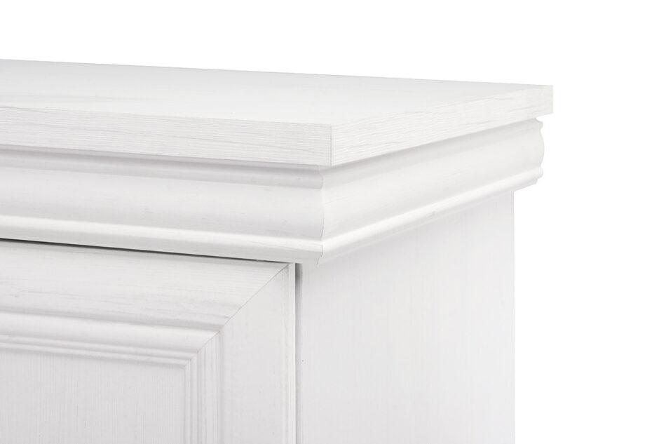 IMPERIO Duża komoda biała biały - zdjęcie 5