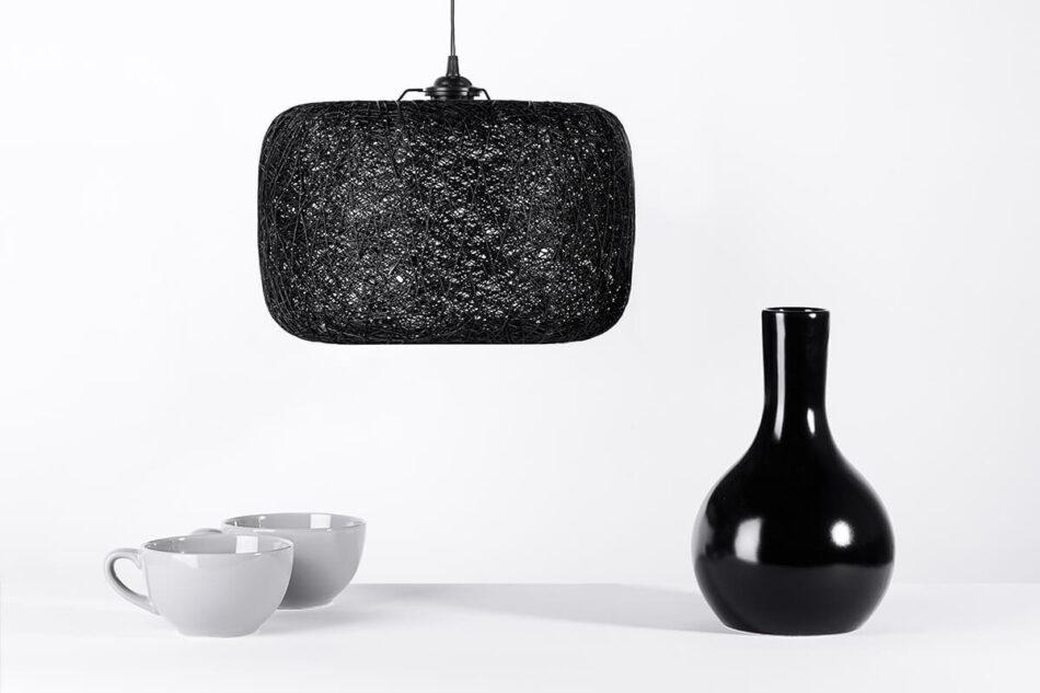 BRASSI Lampa wisząca czarny - zdjęcie 1