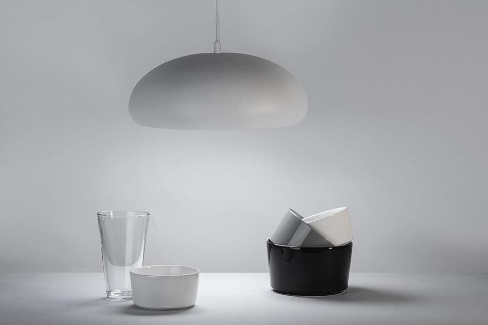 INCENDO Lampa wisząca biały - zdjęcie 1