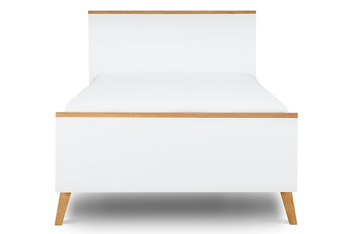 Łóżko pojedyncze skandynawskie 90x200