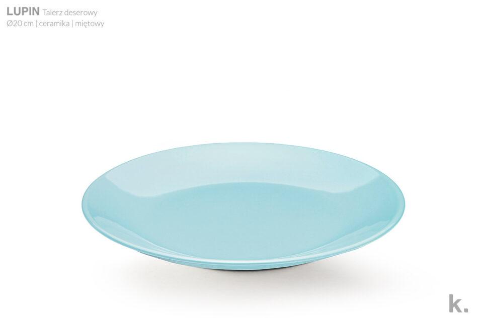 LUPIN Zestaw obiadowy dla 6 osób miętowy miętowy - zdjęcie 3