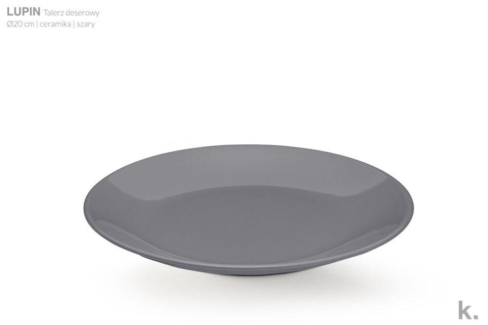 LUPIN Zestaw obiadowy dla 4 osób szary szary - zdjęcie 6