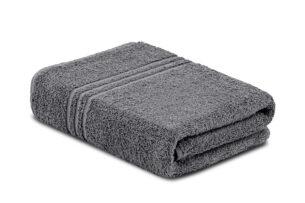 MANTEL, https://konsimo.pl/kolekcja/mantel/ Ręcznik szary - zdjęcie