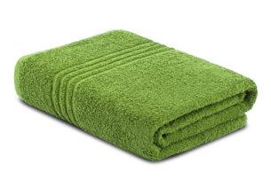 MANTEL, https://konsimo.pl/kolekcja/mantel/ Ręcznik zielony - zdjęcie