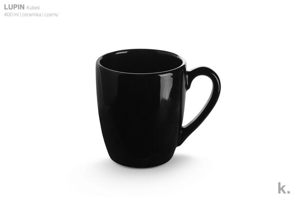 LUPIN Zestaw śniadaniowy dla 4 osób czarny czarny - zdjęcie 4