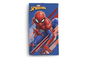 FABULIO, https://konsimo.pl/kolekcja/fabulio/ Ręcznik Spiderman granatowy/czerwony - zdjęcie