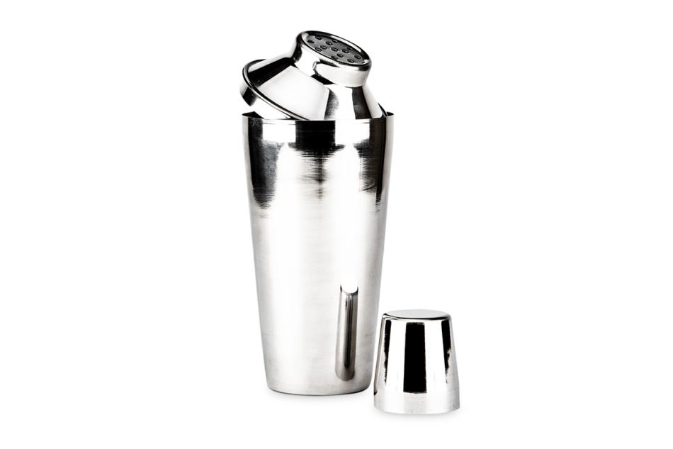 LAKOTA Shaker srebrny 750 ml srebrny - zdjęcie 1