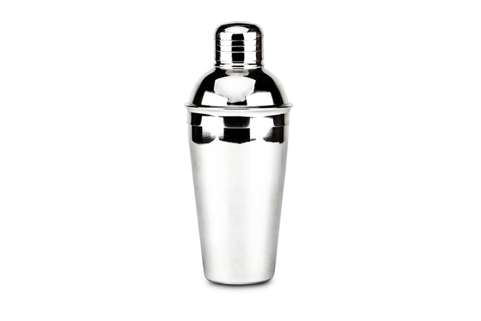 EREN Shaker srebrny 500 ml srebrny - zdjęcie 0