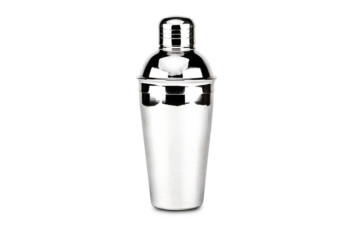 Shaker srebrny 500 ml