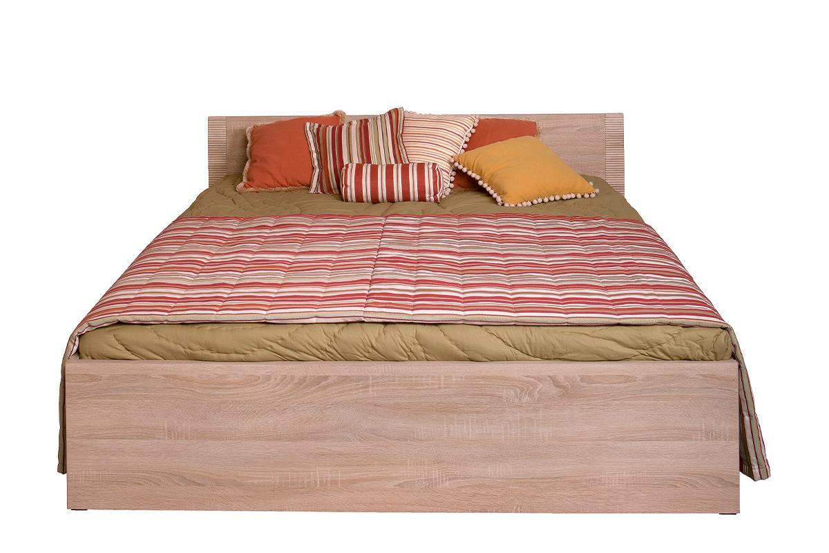 Rama łóżka 180x200 dąb sonoma