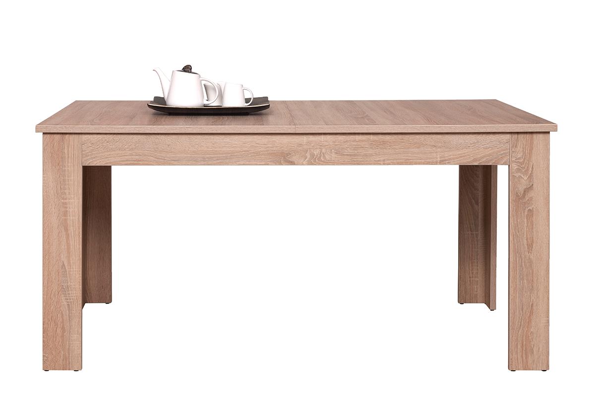 Stół rozkładany do jadalni dąb sonoma